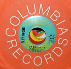 ELLY STONE CAROUSELS & ALEXANDER'S SONG COLUMBIA BLUE LABEL PROMO #AE21 VG+