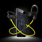 2016 Wireless Bluetooth Headset Stereo Headphone Earphone For iPhone For Samsung