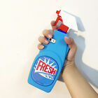 3D Fresh Spray Cleanser Bottle Soft Silicone Case For iPhone
