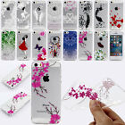 New Fashion Rubber Soft TPU Back Case Ultra-thin Silicone Cover For iphone 7