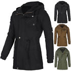 Designer Mens Hoodies Jacket Slim Fit Coat Overcoat Outwear Military Windbreaker