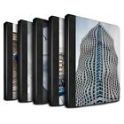 STUFF4 PU Leather Book Case/Cover for Apple iPad 2/3/4/Imagine It