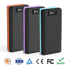 Universal 300000mAh 3USB Power Bank External Battery Charger Backup for Phone AU