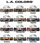 L.A. COLORS Day to Night 12 Color Eyeshadow Palette NEW **You Choose Shade**