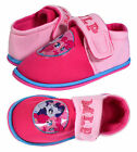 Girls My Little Pony Slippers New Kids Velcro Pink Character Shoes Sizes UK 6-12