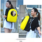 Pet Dog Cat Puppy Travel Tote Space capsule Double Shoulder Backpack 6615U