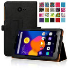 """PU Leather Case Cover For 7"""" Alcatel OneTouch Pixi 7 (3) Tablet"""