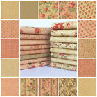 MODA Courtyard by 3 sisters 100% cotton bundles & fabrics for sewing & patchwork