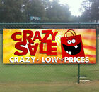 CRAZY PRICES LOW Advertising Vinyl Banner Flag Sign Many Sizes Available USA