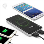 Qi Wireless Charger 10000mAh Power Bank for Samsung S6/S6 Edge/S7/S7 Edge