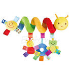 Baby Activity Spiral Stroller Car Seat Travel Lathe Hanging Toy Rattles Toy Cute