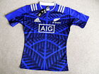 M L XL XXL 3XL ALL BLACKS RUGBY TRAINING SHIRT New Zealand Tags ORIGINAL PACK