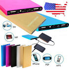 7000mAh Portable Dual USB External Battery Charger Power Bank For iPhone 7 Plus