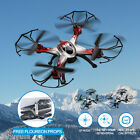 JJRC H29C 2.4G 4CH 6Axis RC Quadcopter 2.0MP HD Camera Helicopter+Free Props