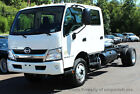 2017 HINO 195DC crew cab AUTO TRANS full power TURBO DIESEL magnetic ride seat