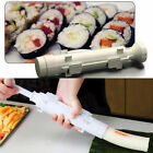White Sushi Bazooka Kitchen Appliance Gourmet Cooking Shape Tube Easy Food Maker