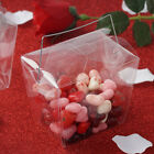 "CLEAR Plastic Large Chinese Take Out FAVORS BOXES 3.5"" We..."