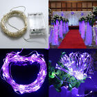 20/30/50/100 LED Battery Power Operated String Fairy Lights Christmas Xmas Party <br/> Thanksgiving/Wedding/Home/Garden Decoration✔ Fast Ship✔