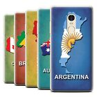 STUFF4 Phone Case/Back Cover for Xiaomi Redmi Note 4 /Flag Nations