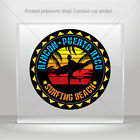 Decals Stickers Rincon Puerto Rico Souvenir Memorabilia Surfing Be  mtv W7644