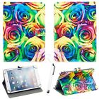 HOT Universal Vague Print PU Stand Case Folio Cover For Various 9.7 10.1* Tablet