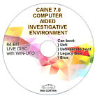 Computer Forensics - Computer Aided INvestigative Environment 7 - Disc