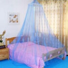 Multicolor Bedding Net Lace Bed Mosquito Netting Mesh Canopy Princess Round Dome