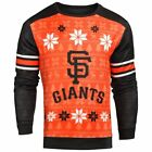 Forever Collectibles MLB Men's San Francisco Giants Printed Ugly Sweater