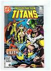 DC Comics Tales Of The Teen Titans #69 Fine+ 1986