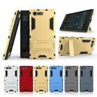 For Sony Xperia X Compact Ultimate Hybrid Shockproof Armor Case Stand Cove