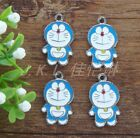 Lot Japan Cartoon Doraemon Charms Metal Pendant jewelry Making Gifts 20/50Pcs