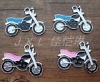 Lot Motorcycle Charms Motorbike Metal Pendants jewelry Making Gifts 20/50Pcs