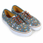 Vans Unisex Toy Story Authentic Canvas Trainer Woody / True White