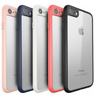 360° Clear Crystal Camera Protection Silicone Soft Case Cover for iPhone 7/Plus
