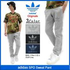 ADIDAS ORIGINALS SPO FLEECE GYM FITNESS TROUSER BOTTOM BLACK NAVY GREY RUNNING