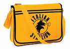 Rocky Balboa Italian Stallion Messenger Shoulder Bag School Collage Sports Gym