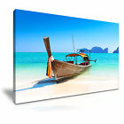 NATURE Beach 24 Seascape 1L Canvas Framed Printed Wall Art ~ More Size