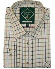 Country Classics NEW Mens Short Sleeve Country Check Shirt Kelso S-5XL
