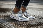 NIKE AIR MAX THEA METALLIC SILVER  (819640 001) Women's Shoes All Sizes NEW