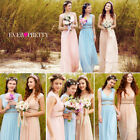 UK Seller Ever Pretty Long Bridesmaid Evening Formal Dresses Prom Gowns 08697