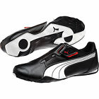 NEW* PUMA REDON MOVE MEN'S SHOE BLACK RED WHITE 185999-02 CASUAL DRESS ATHLETIC