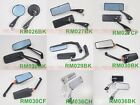 Rear mirror for Yamaha TT TTR TW WR AS AT CT DT GT GTMX HS HT IT JT MX RT H m8#G