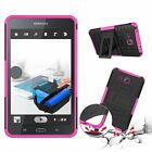 "Shock Hybrid Case With Stand Cover Case for Samsung Galaxy Tab A 7.0"" T280"