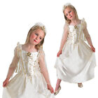Rubies Childrens Angel Christmas School Nativity Play Fancy Dress Costume Outfit