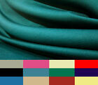 Various Offcuts & Remnants of Ponte Roma Double Knit Stretch Jersey Fabric