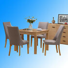DEW HARDWOOD DINING TABLE OR 5 PIECE DINING SETTING - NATURAL BARK