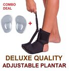 BEST DEAL Adjustable Plantar Fasciitis Foot Brace Foot Pain Toes Night Splint
