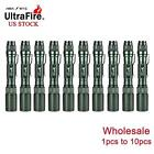 Wholesale Ultrafire XML T6 20000 LM LED Flashlight Torch 18650 Battery US MT