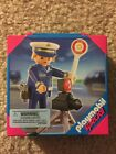 Playmbil Police Officer with Radar Control 4902 New In Box