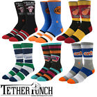Stance NBA Throwback Team Crew Socks Basketball NEW WITH TAGS
